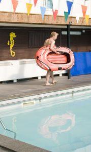 groepsaccommodatie met zwembad